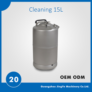 Cleaning keg 15L