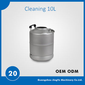Cleaning keg 10L