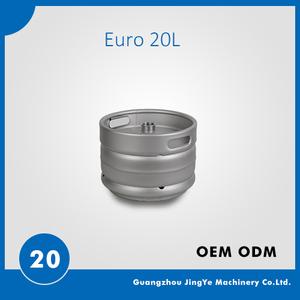 Euro standard 20Liet beer keg