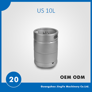 US Barrel 10Liter Unstackable